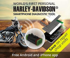 Harley-Davidson Motorcycle Diagnostic Device 4 pin - POCKET SIZED | eBay
