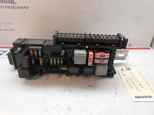 image is loading 09-12-mercedes-glk350-relay-fuse-box-2049004203-