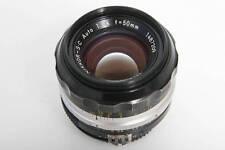 Nikon Nikkor-S.C 50mm f1.4 Lens AI Mount