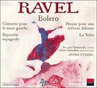 Ravel: Bolero; Concerto pour la main gauche; Rapsodie espagnole; Pavane; La Valse (CD, Sep-2006, Zig Zag Territoires)