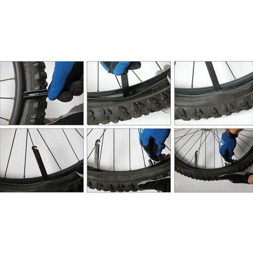 3xFahrrad Radfahren FahrradReifen Reifenheber ReparaturÖffner BreakerWerkzeug WR