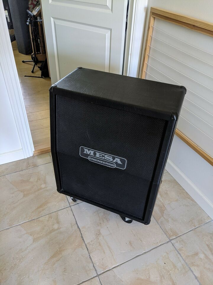 Guitarkabinet, Mesa Boogie 2X12 2FB, 140 W