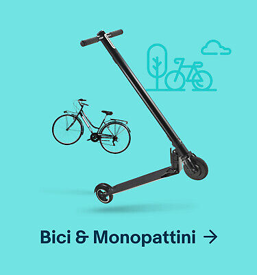 Bici & Monopattini