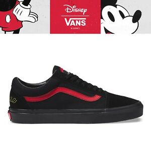 ee0666aca0 New VANS X DISNEY Old Skool Mickey Mouse 90th Collection Unisex ...