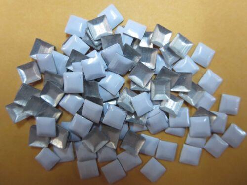 Heat Press 5mm 576PCS//4GRS Aluminum Rhinestuds Hot Fix Iron on Square Shape