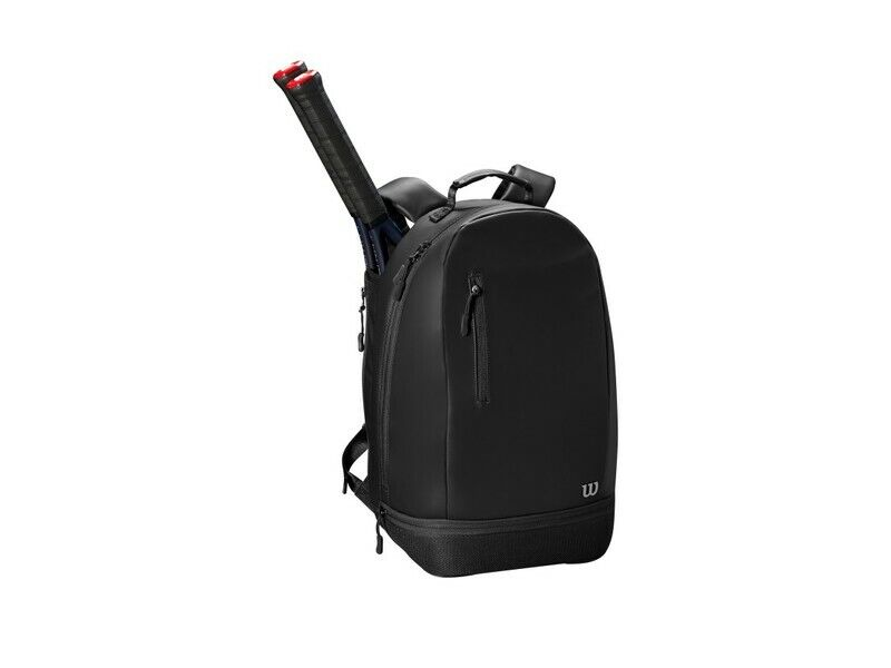 Wilson damen damen damen Minimalist Backpack schwarz Tennistasche 7d3c0f