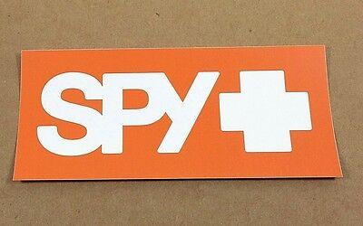 "SPY OPTIC Decal Skateboard SPY+ Car Snowboard Sticker  3/""X 2 1//4/"" Inches"