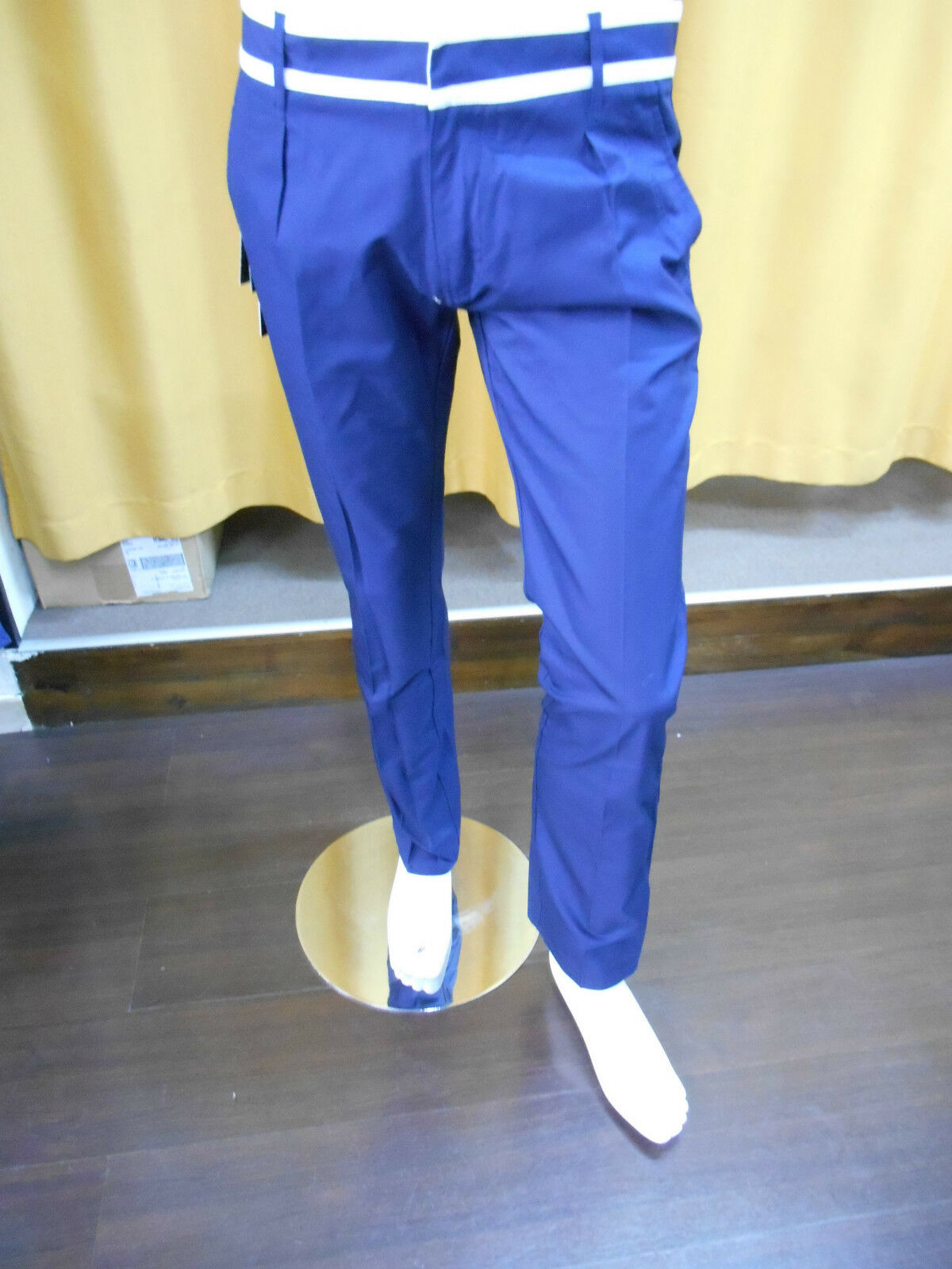 ANTONY MORATO MEN'S TROUSERS ART.MP2087 blueE PRICE