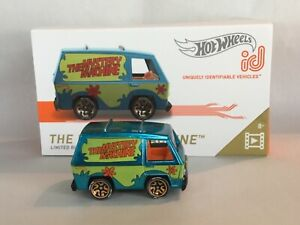 Hot-Wheels-ID-Car-The-Mystery-Machine-Series-1-Limited-Production