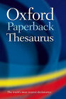 Oxford Paperback Thesaurus by Oxford University Press (Paperback, 2006)