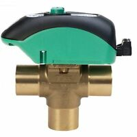 Taco Z100c3-1 Zone Sentry Zone Valve - 3-way- 1 Sweat