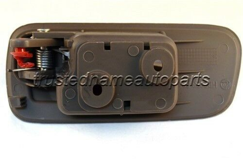 fits Honda Coupe Inside Interior Door Handle Front Left Driver Side Brown Taupe
