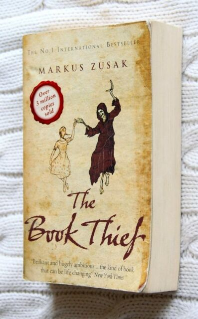 The Book Thief - Markus Zusak (Paperback,) Like new, Free post with tracking