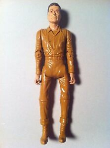 MarX's mold Johnny West Figurine Mint with accessories