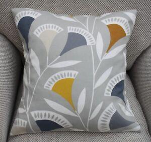 Details About Scion Harlequin Noukku Cushion Cover Dandelion Erscotch Grey Various Sizes