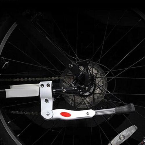 Heavy Duty réglable Mountain Vélo Cycle Prop Côté Arrière Kick stand UK