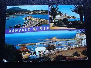 Francia-Tarjeta-Postal-1975-Banyuls-Sur-Mer-cy95-Francesa