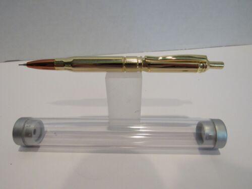 Terzetti GOLD BULLET .7MM PENCIL PEN-HEAVY METAL+GIFT TUBE AND BOX