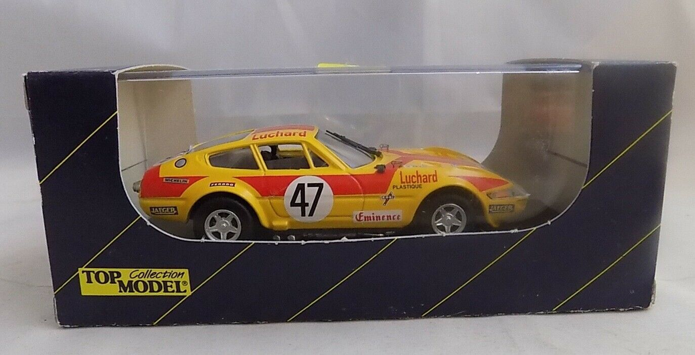 Top Model 1  43 Scale Resin TMC010 - Ferrari 365 GTB4 Daytona - LM 1975  47  les ventes chaudes