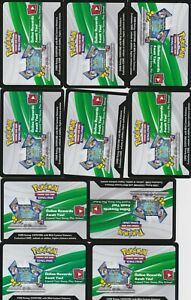 Pokemon-Trading-Card-Game-10-Online-Booster-Pack-Code-x-10-XY-Evolutions