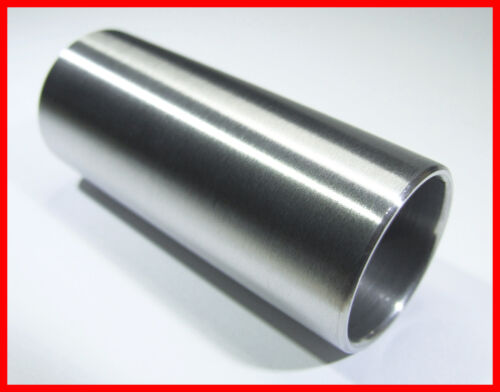GUITAR SLIDE STAINLESS STEEL LONG 60mm