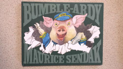 1 of 1 - Bumble-Ardy by Maurice Sendak (Hardback, 2011)