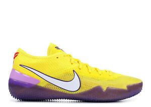 Nike Kobe NXT 360 Lakers Yellow Size 11