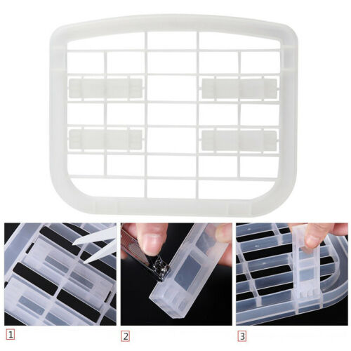 Plate Dish Cutlery Cup Drainer Rack Stackable Drip Tray Holders Kitchen Storage