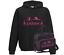 Girls Personalised 4 Gymnasts Name Kids Hoodie BG145 Kit Bag
