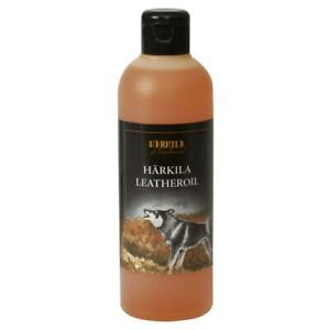 Harkila-Leather-oil-Neutral-250-ml-Multicoloured-Other-Clothing-amp-Shoe-Care