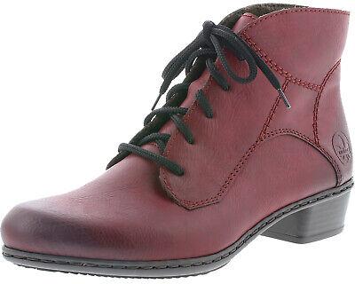 Rieker Y0713 35 Damen Stiefel Stiefeletten Ankle Boots a3g7N