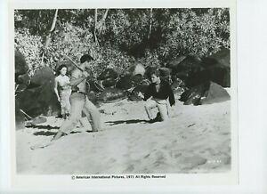8 x 10 Movie Naked Paradise 1957 Richard Denning, Beverly