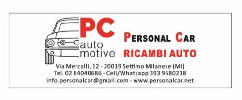 GRIGLIA CROMATA SCUDO ANTERIORE ANT CENTRALE ALFA ROMEO 147 DAL 2004 AL 2011
