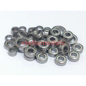 ball bearing set for tamiya 84399 ta02sw porsche 911 gt2. Black Bedroom Furniture Sets. Home Design Ideas