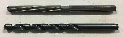 Spiral Flute 5//16 HSS Hand Reamers Right Hand Cut Michigan Drill Series 565