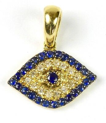 Dia. 0.06cts. Chai Pendant with Diamond in 14k Rose Yellow or White Gold