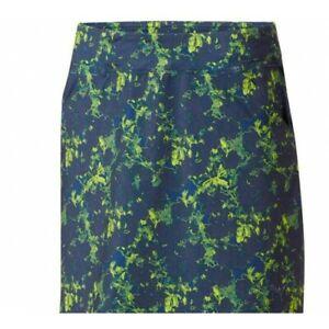 Obligeant Puma Femme Floral Knit Short Taille L Vareuse Pdsf $65 573302 03-afficher Le Titre D'origine