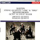 Dvorak String Quartets No. 10 & No. 14 Kocian Quartet CD Album