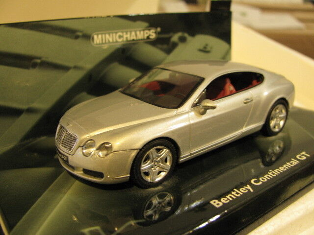 1 43 Minichamps Bentley Continental GT diecast