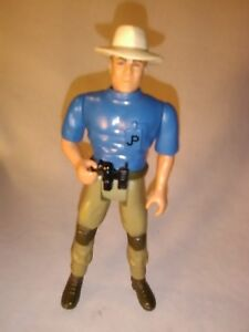 Alan-Grant-Action-Figure-Jurassic-Park-Series-1-Kenner-1993-Original-Movie