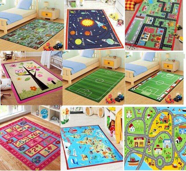 Disney Cars Rug Kids Bedroom Boys Rugs