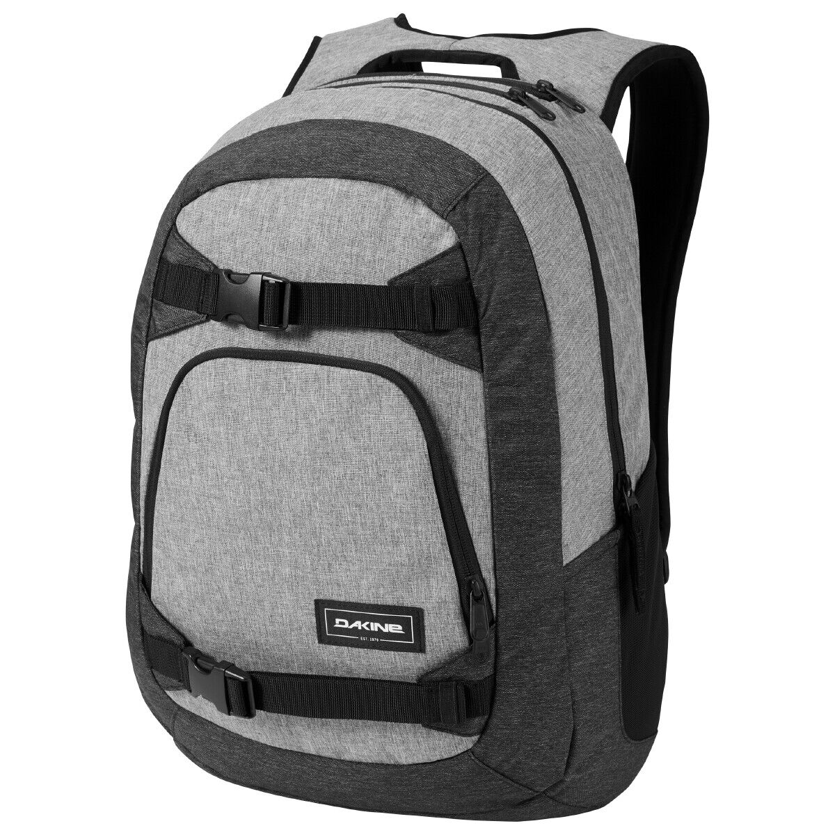 Dakine Explorer Rucksack 26L Schule Sport Laptop Backpack 10001447-grauSCALE