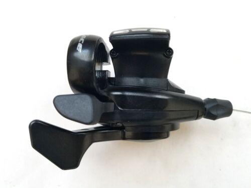 Sunrace M53 3speed Trigger Left Shifter Black