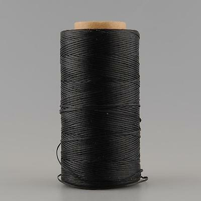 Brown/black/red / Blanco 1mm 150d Encerado Cera Plana thread/cord/shoe / Heavy Duty De Coser