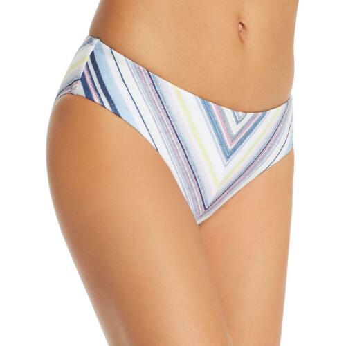 Splendid Womens Retro Hipster Striped Beachwear Bikini Swim Bottom BHFO 1633