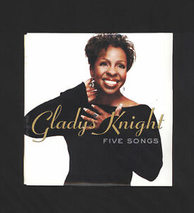 Details about Gladys Knight 2001 promo MCA CD Sampler Five Songs SEALED