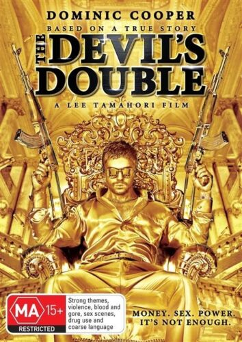1 of 1 - The Devil's Double - DVD BRAND NEW STILL SEALED FREE POST AUS REGION 4