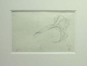 Auguste-Rodin-rare-heliogravure-039-Soleil-couchant-039-1934-Editions-Braun-amp-Cie-Paris