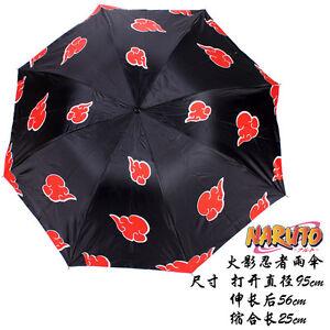 Comics Naruto Anime Manga Taschenschirm Regenschirm Schirm Neu Sammeln & Seltenes
