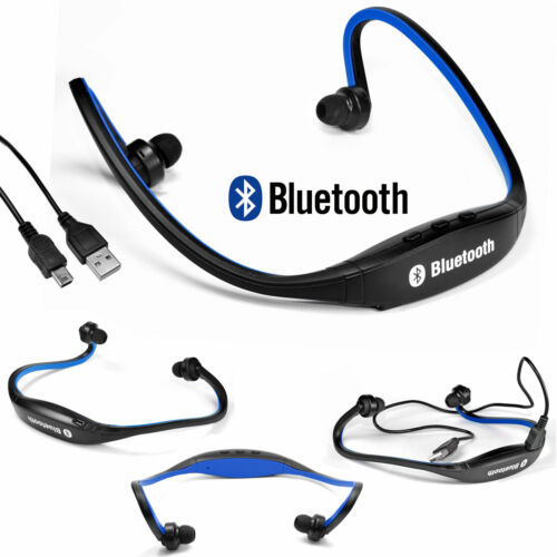Bluetooth 4.1 Sport Kopfhörer Headsets In Ear Wireless Stereo Ohrhörer Kopfhrer